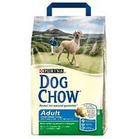 Dog Chow (Дог Чау) Сухой корм для собак крупных пород Adult 14кг