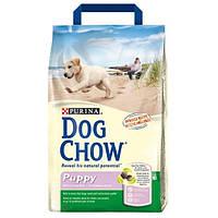 Dog Chow (Дог Чау) Сухой корм для щенков Puppy 15кг