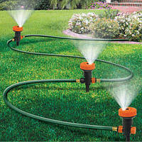 Спринклерная система автополива Portable sprinkler system
