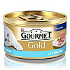 Gourmet Gold (Гурмет Голд) Консерва для кошек, тунец мусс 85гр