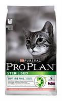 ProPlan (Про План) Сухий корм для кастрованих котів, індичка рис 10кг