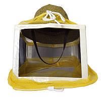 Маска пчеловода с металлической сеткой