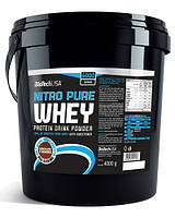 BioTech (USA) Nitro Pure Whey Gold (4000 гр.)
