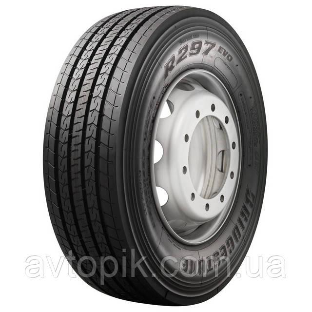 Вантажні шини Bridgestone R297 (рульова) 315/70 R22.5 152/148M