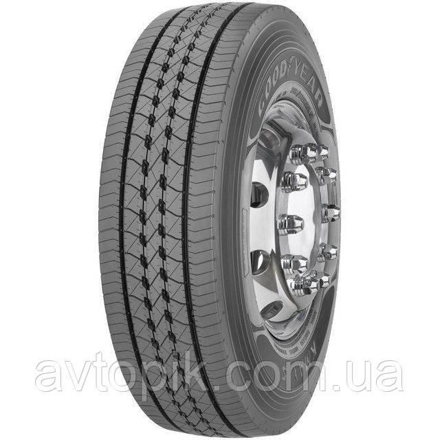 Грузовые шины Goodyear KMax S (рулевая) 315/80 R22.5 156/154M