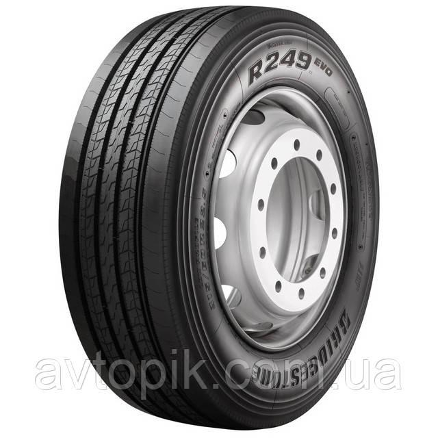 Грузовые шины Bridgestone R249 (рулевая) 385/65 R22.5 160/158K