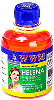 Чернила WWM HELENA для HP 200г Yellow Водорастворимые (HU/Y) универсальные (0177.2)