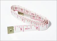 Сантиметр швейный, сантиметр швейный оптом