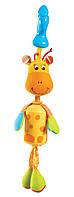 """Подвеска """"Малыш Жираф"""" воздушным колокольчиком 1109000458"""