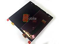 Модуль для Sony Sony C6602 Xperia Z L36h/C6603 L36i/C6606 L36a (Дисплей + тачскрин), чёрный
