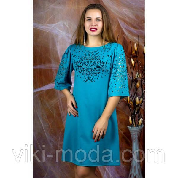 Платье Афродита №2 (бирюзовый)
