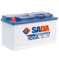 Аккумулятор 6СТ- 100Аз SADA Standard Plus
