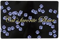 24547 Trixie Cats Favorite Diner коврик под миски, 44х28 см