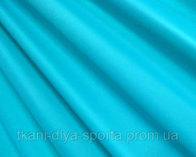 Бифлекс матовый бирюзово-голубой