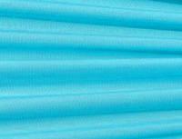 Бифлекс с нежным блеском бирюзово-голубой