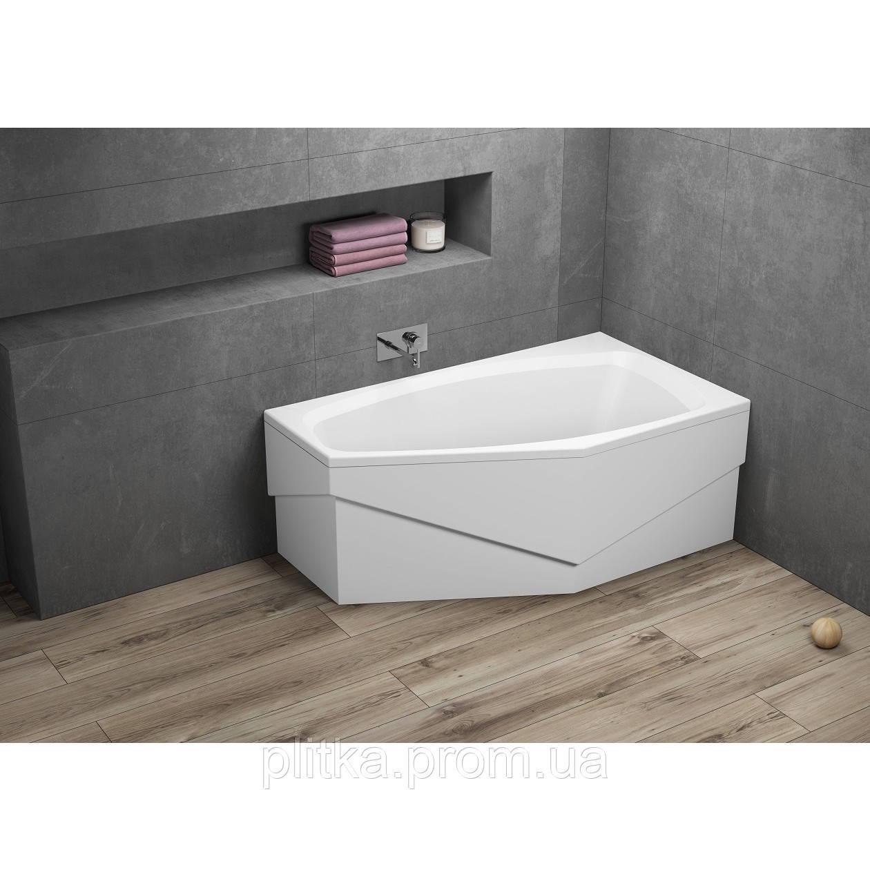 Ванна асимметричная MARIKA 140x80 R