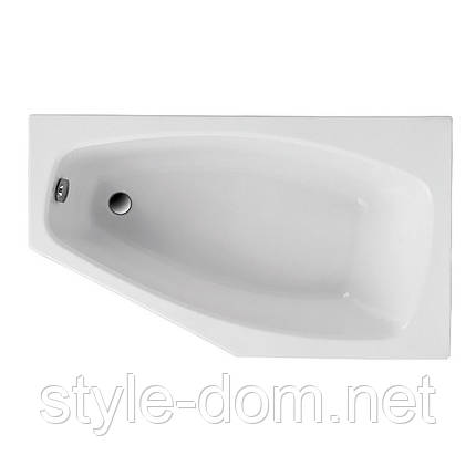 Ванна асимметричная MARIKA 140x80 R, фото 2