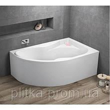Ванна асимметричная DORA 170x110 R
