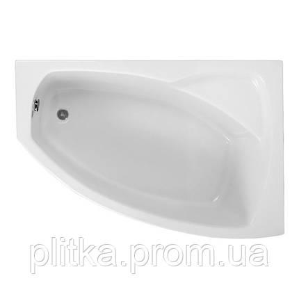 Ванна асимметричная FRIDA1 140x80 R, фото 2