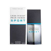 Issey Miyake L`Eau D`Issey Pour homme Sport EDT 100ml (ORIGINAL)