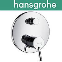 Смеситель Hansgrohe (art 32477000) для ванной Talis с защитой НЧ хром