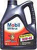 Полусинтетическое моторное масло Mobil ultra 10w-40 (Бывший Esso ultra )4л