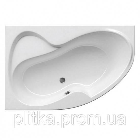 Ванна Ravak Rosa II PU Plus 160x105 L CM210P0000