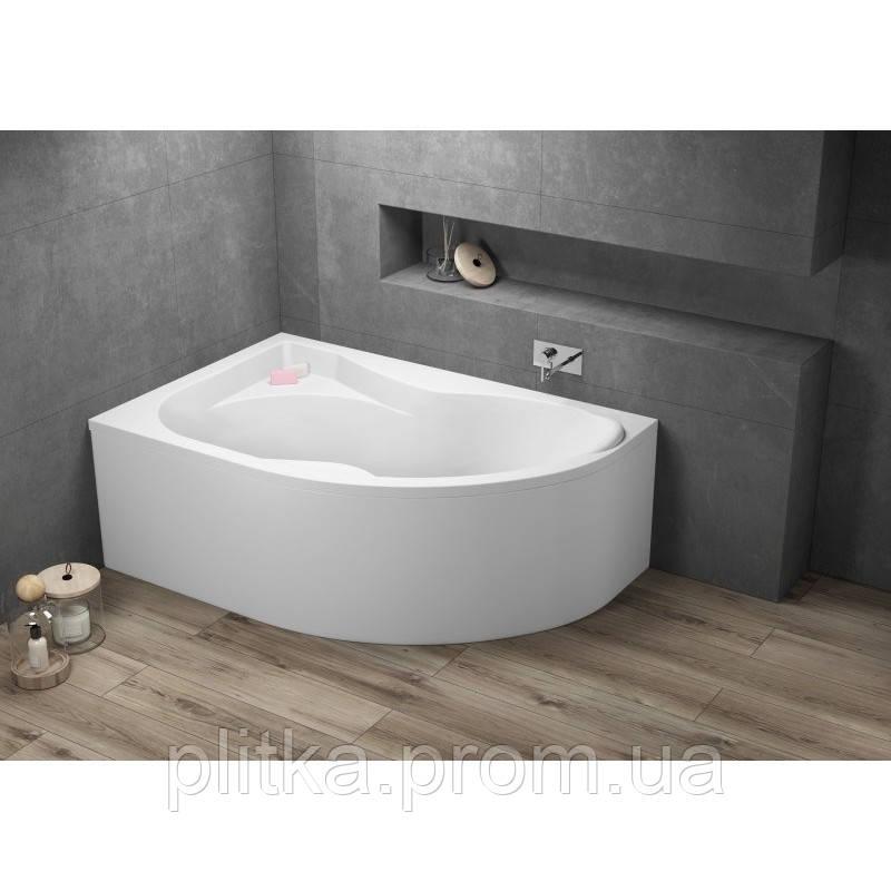 Ванна асимметричная DORA 170x110 L