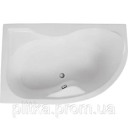 Ванна асимметричная DORA 170x110 L, фото 2