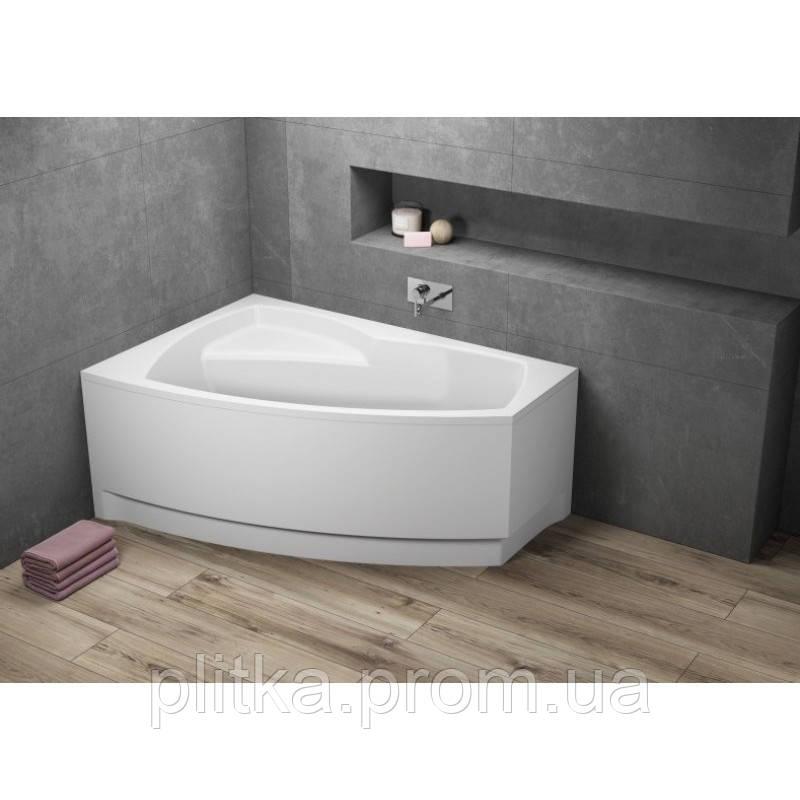 Ванна асимметричная FRIDA2 160x105 L