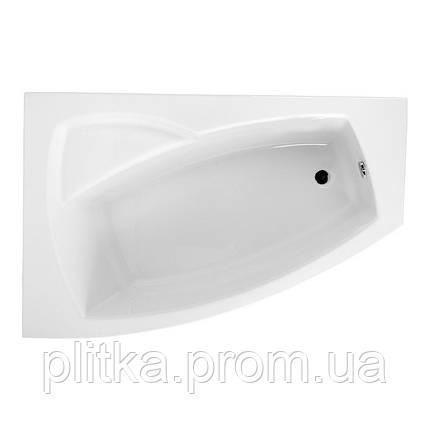 Ванна асимметричная FRIDA2 160x105 L, фото 2