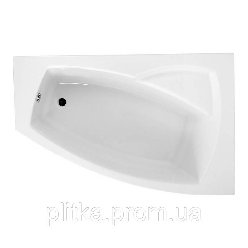 Ванна асимметричная FRIDA2 160x105 R