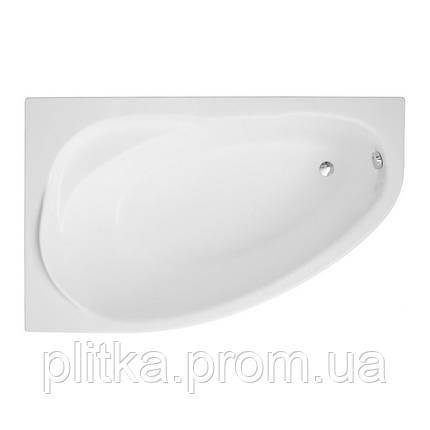 Ванна асимметричная MAREA 160x100 L, фото 2