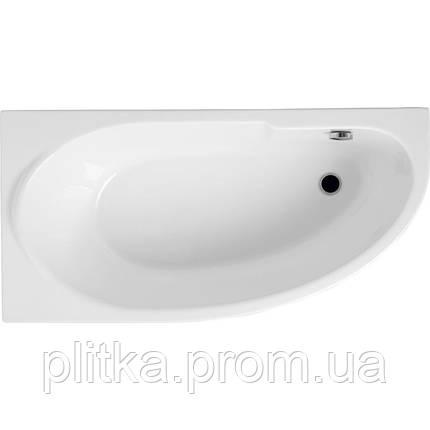 Ванна асимметричная MIKI 145x85 L, фото 2