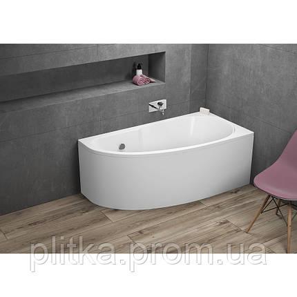 Ванна асимметричная MIKI 145x85 R, фото 2