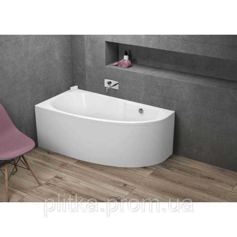 Ванна асимметричная MIKI 140x70 L