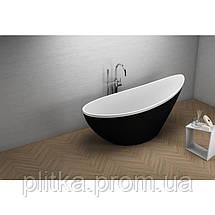 Ванна отдельно стоящая ZOE 180x80 с панелью, фото 3