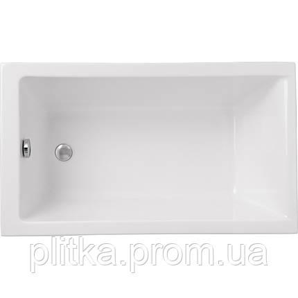 Ванна прямоугольная CAPRI 120x70, фото 2