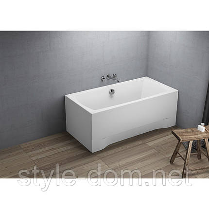 Ванна прямоугольная CAPRI NEW 140x70, фото 2