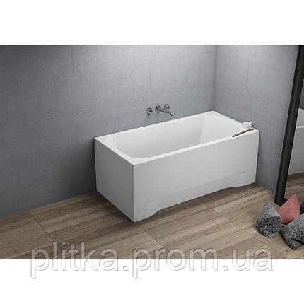 Ванна прямоугольная CLASSIC 120x70, фото 2