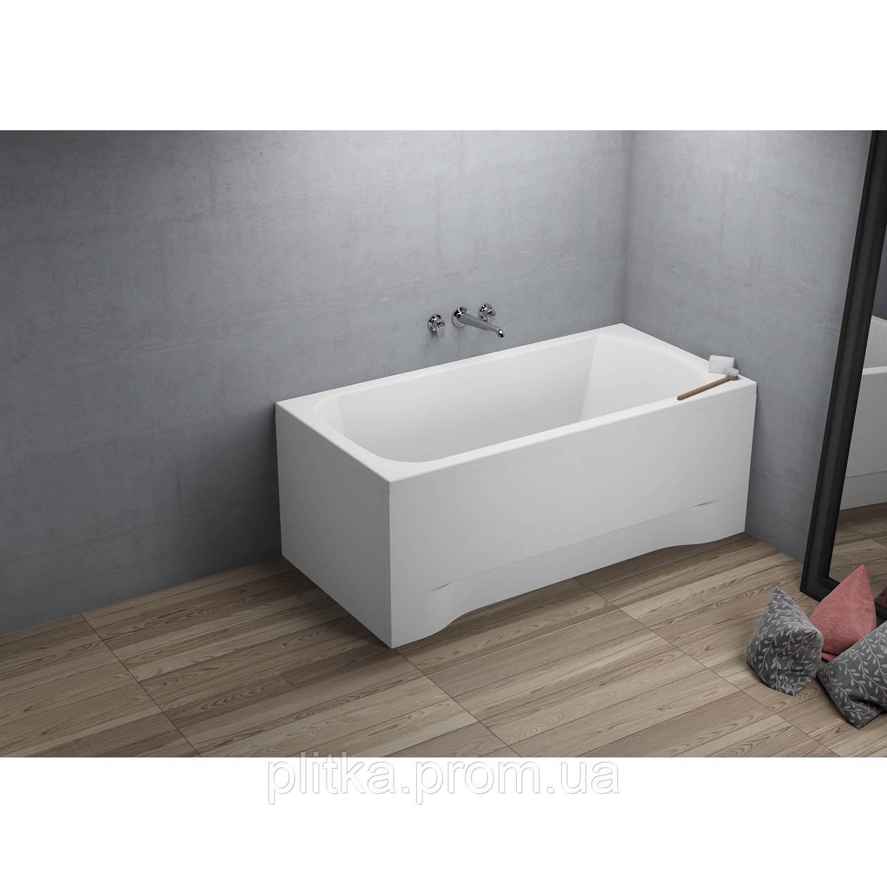 Ванна прямоугольная CLASSIC 160x70