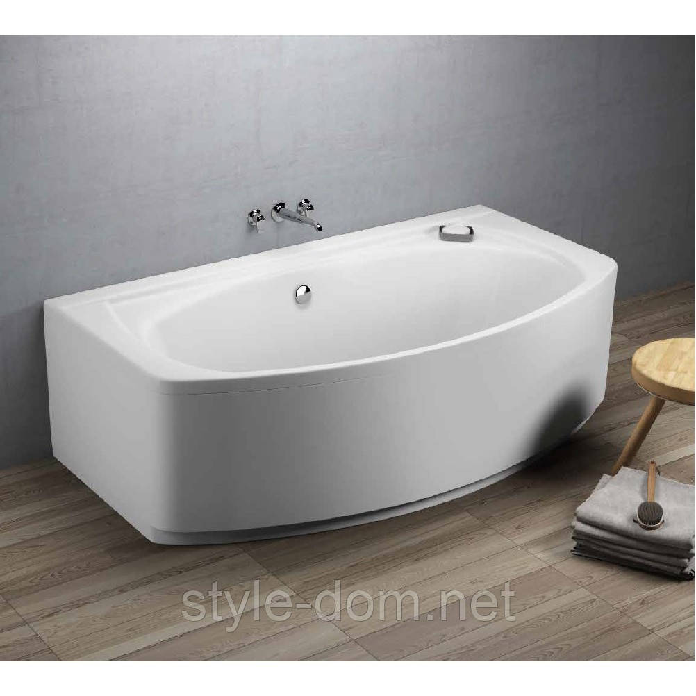 Ванна прямоугольная ELEGANCE 180x100