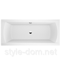 Ванна прямоугольная INES 170x75, фото 2