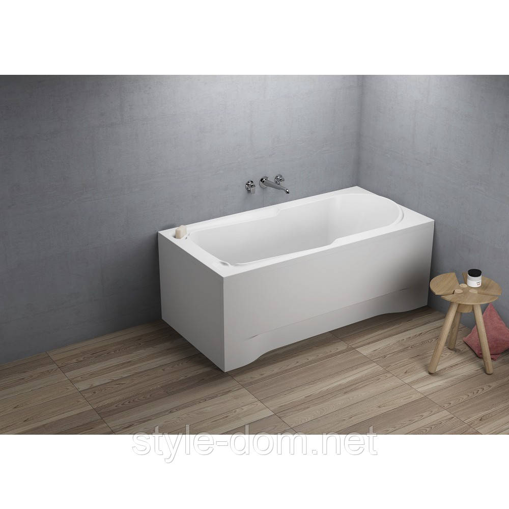 Ванна прямоугольная STANDARD 130x70