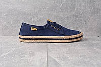 Adidas сліпони/кеди Blue (ТЕМНО-СИНИЕ), фото 1