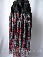 Летние длинные юбки на лето , фото 1