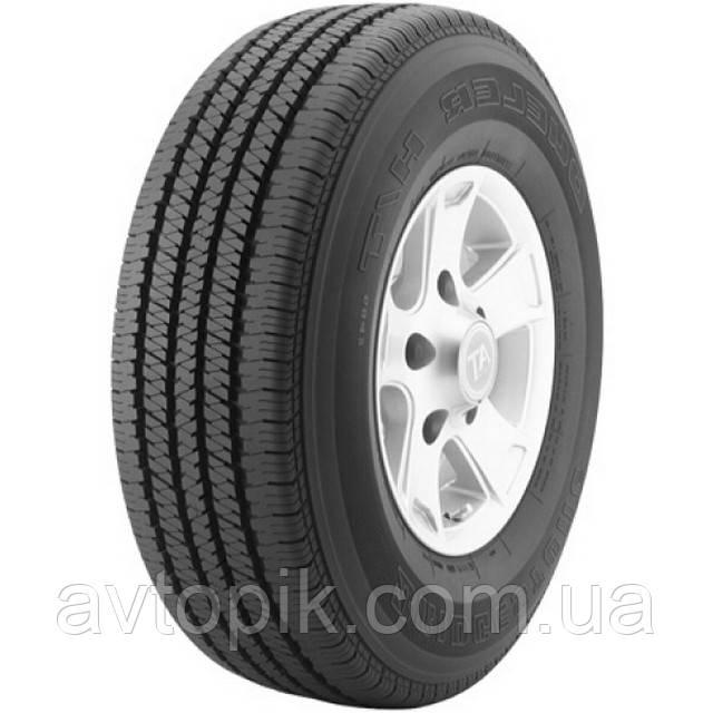 Всесезонные шины Bridgestone Dueler H/T D684 II 245/70 R17 110S