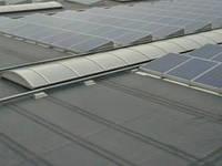 Противоскользящие плиты на крыши