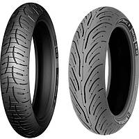 Летние шины Michelin Pilot Road 4 190/55 ZR17 75W