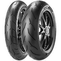 Летние шины Pirelli Diablo 120/70 ZR17 58W